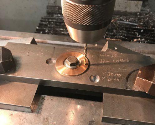 Bronze Door Knobs for Brioni